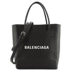 Balenciaga Shopping Tote Leather XXS