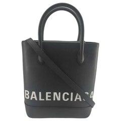 BALENCIAGA Shoulder bag in Black Leather