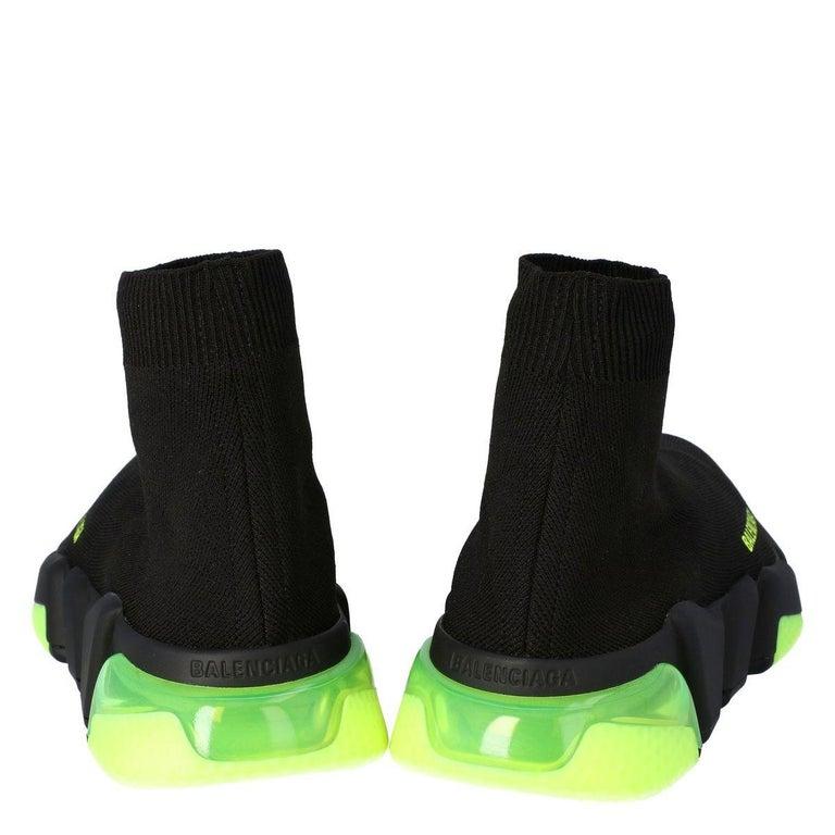 Balenciaga Speed Sock Clearsole Size EU 40 In New Condition For Sale In Dubai, Al Qouz 2