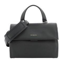 Balenciaga Tools Satchel Leather Small