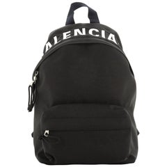 Balenciaga Wheel Backpack Nylon Small