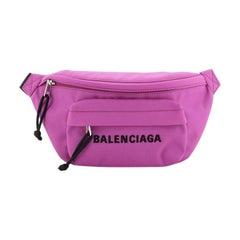 Balenciaga  Wheel Belt Bag Nylon
