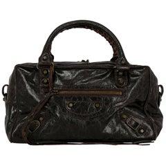 Balenciaga Woman Handbag Brown