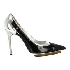 Balenciaga Woman Pumps Black Leather IT 38