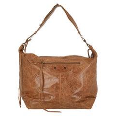 Balenciaga Woman Shoulder bag Camel Color Leather