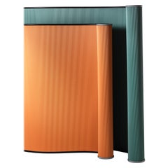 Baleri Italia Cartoons Screen in Paper Customized Pantone Colors by Luigi Baroli