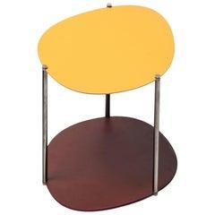 Baleri Italia Small Picos Coffee Table in Steel by Claesson Koivisto Rune