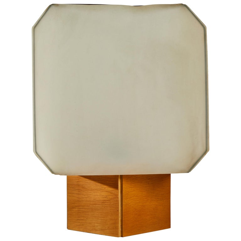 """Bali"" Table Lamp by Bruno Munari for Danese For Sale"
