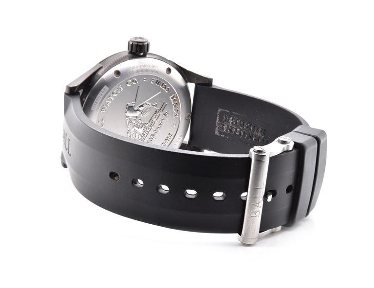 Men's Ball Fireman Santa Fe Limited Edition Watch Ref. NM3098c For Sale