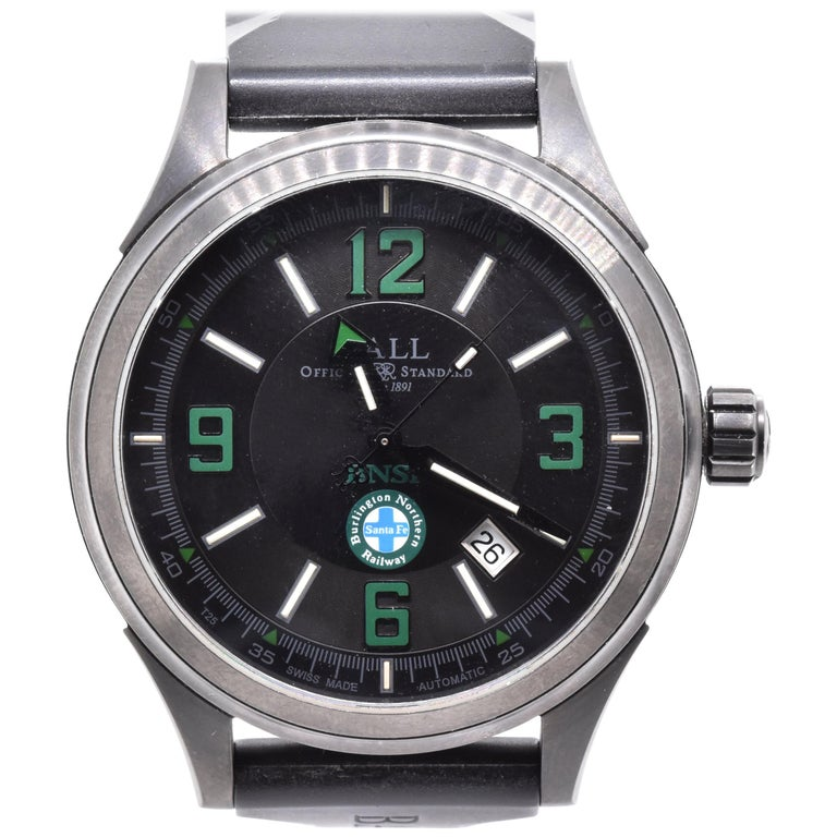 Ball Fireman Santa Fe Limited Edition Watch Ref. NM3098c For Sale