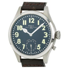 Ball Watch Company Engineer Master II NM2038D, Black Dial