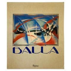 Balla by Maurizio Fagiolo Dell'Arco Coffee Table Book