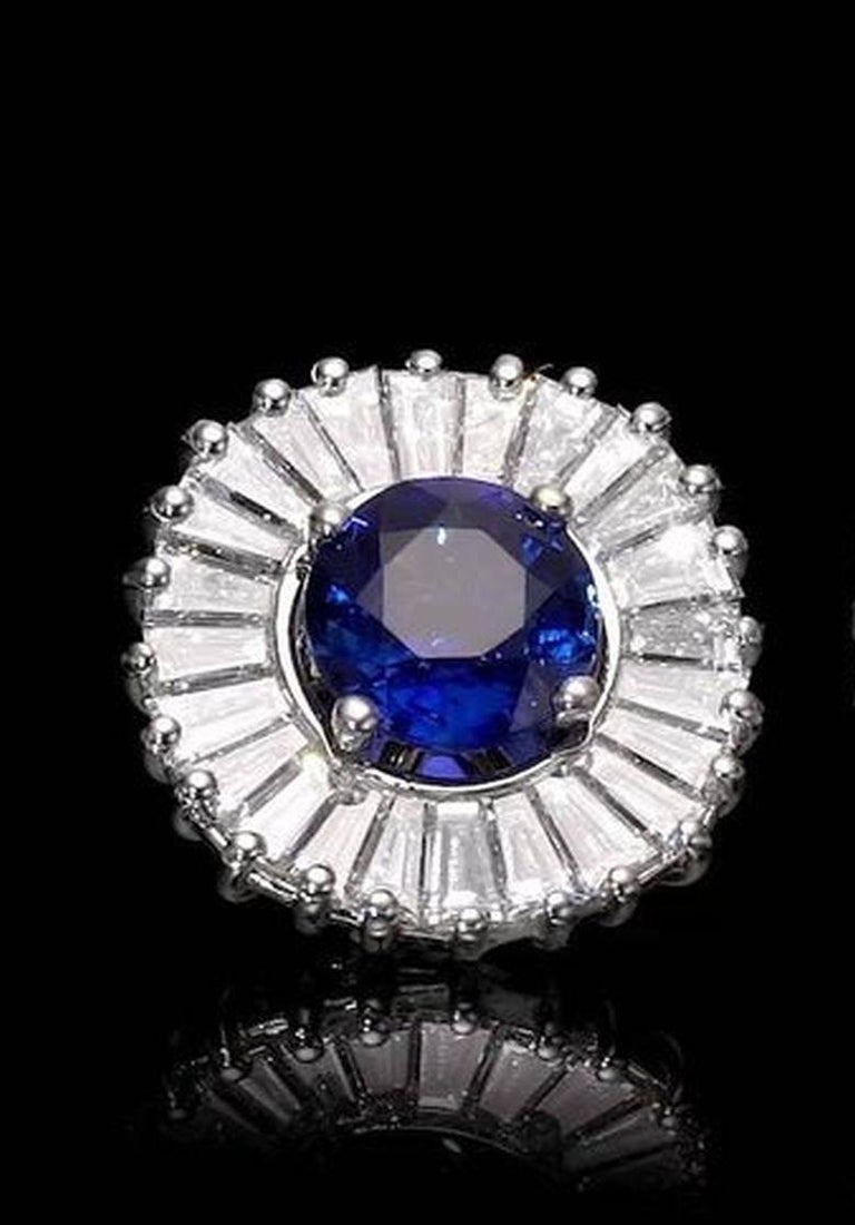 Interchangeable Earring Set Diamonds, Sapphires, Emeralds & Black Diamonds 3