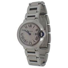 Ballon Bleu De Cartier Quartz Movement Watch