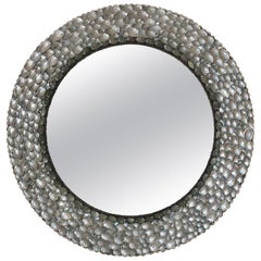 Ballroom Blitzz, Unique Shell Mirror by Shellman Scandinavia, Sweden