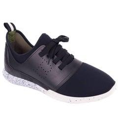 Bally Men's Avelle Black Evergreen Sneakers