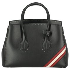 Bally Woman Handbag  Black Leather