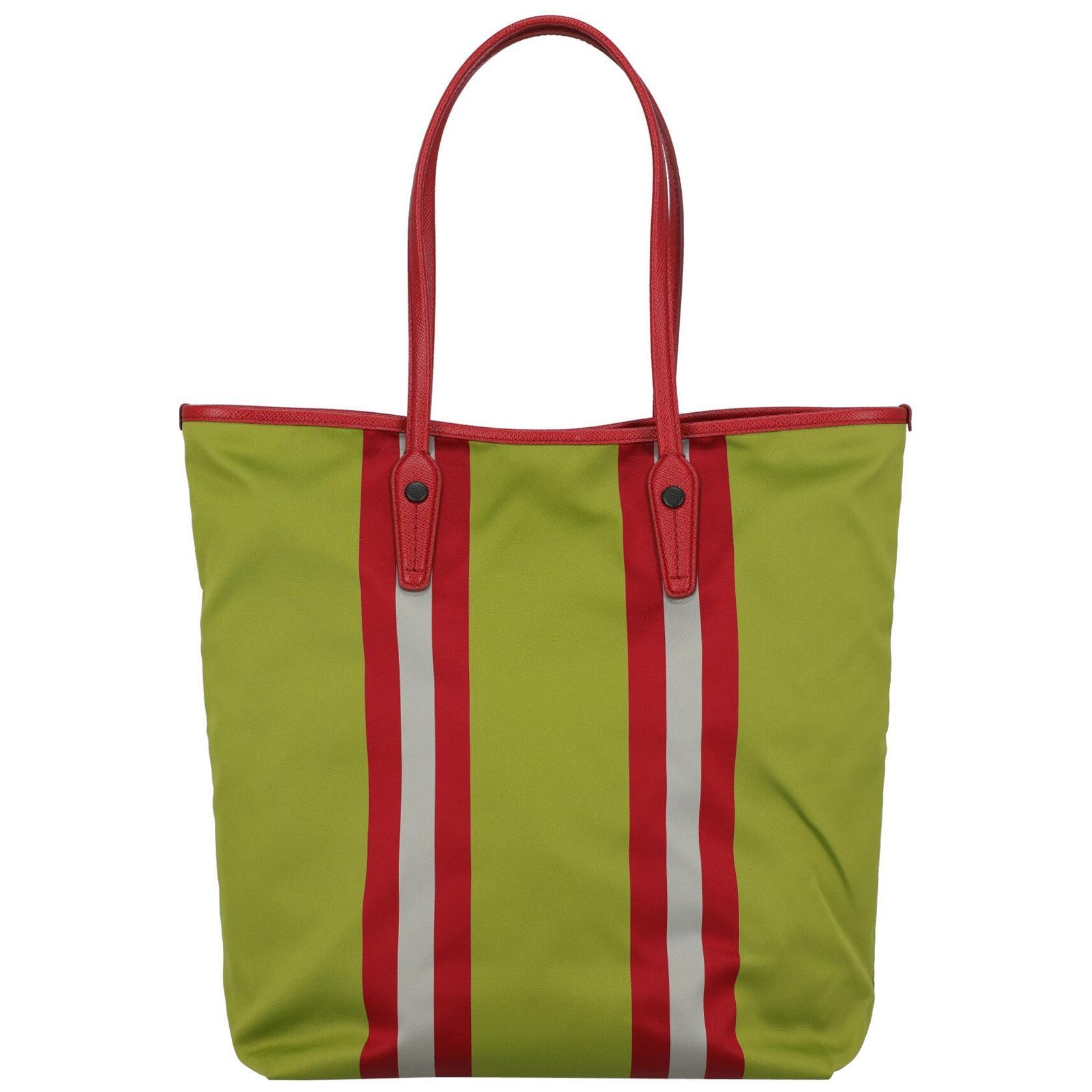 Bally Woman Handbag  Green Synthetic Fibers