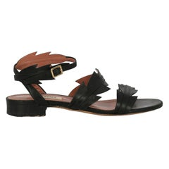 Bally Woman Sandals Black EU 37