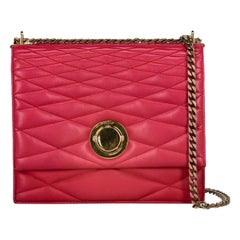 Bally Woman Shoulder bag  Pink Leather