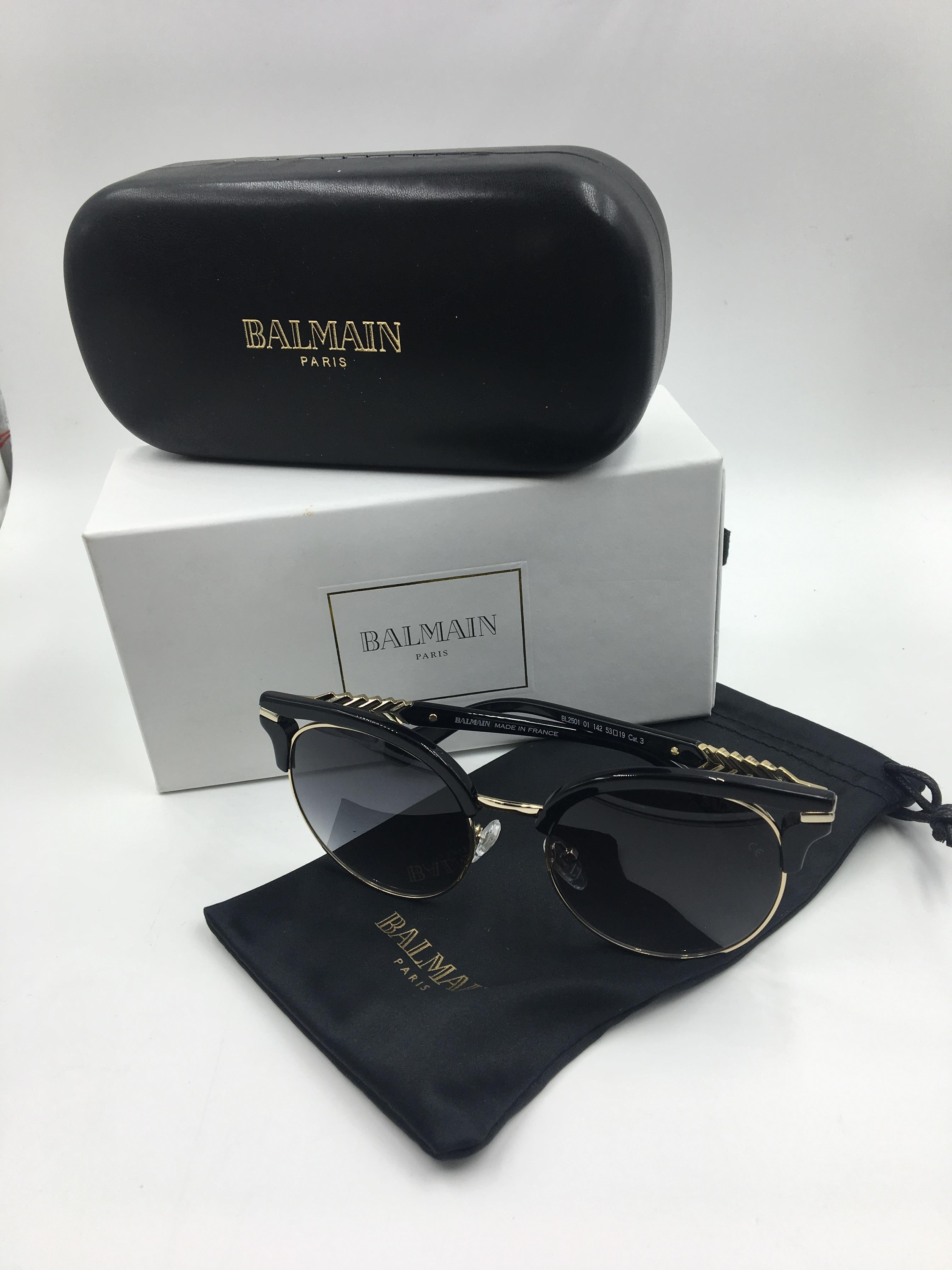 52b6e2a467 Balmain sunglasses at stdibs JPG 3024x4032 Balmain sunglasses