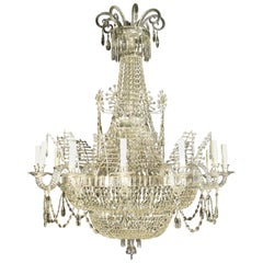 Baltic Crystal Chandelier