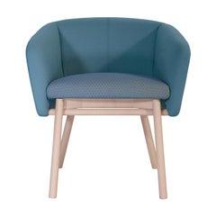 Balù Blue Chair by Emilio Nanni