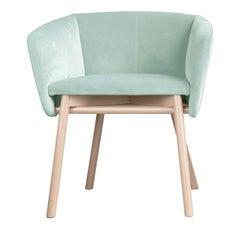 Balù Pale Green Chair by Emilio Nanni