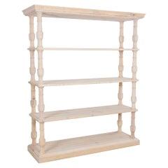 Balustrade Pine Shelf