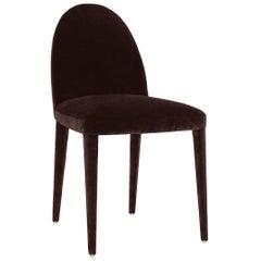 'Balzaretti' Mocha Brown Dining Chair