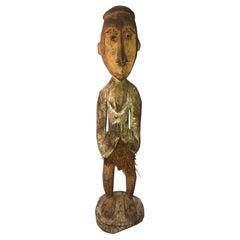 Bambara Mali Wooden Figure
