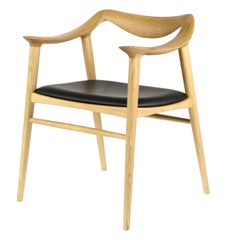 Bambi 57 Armchair Oak New Edition