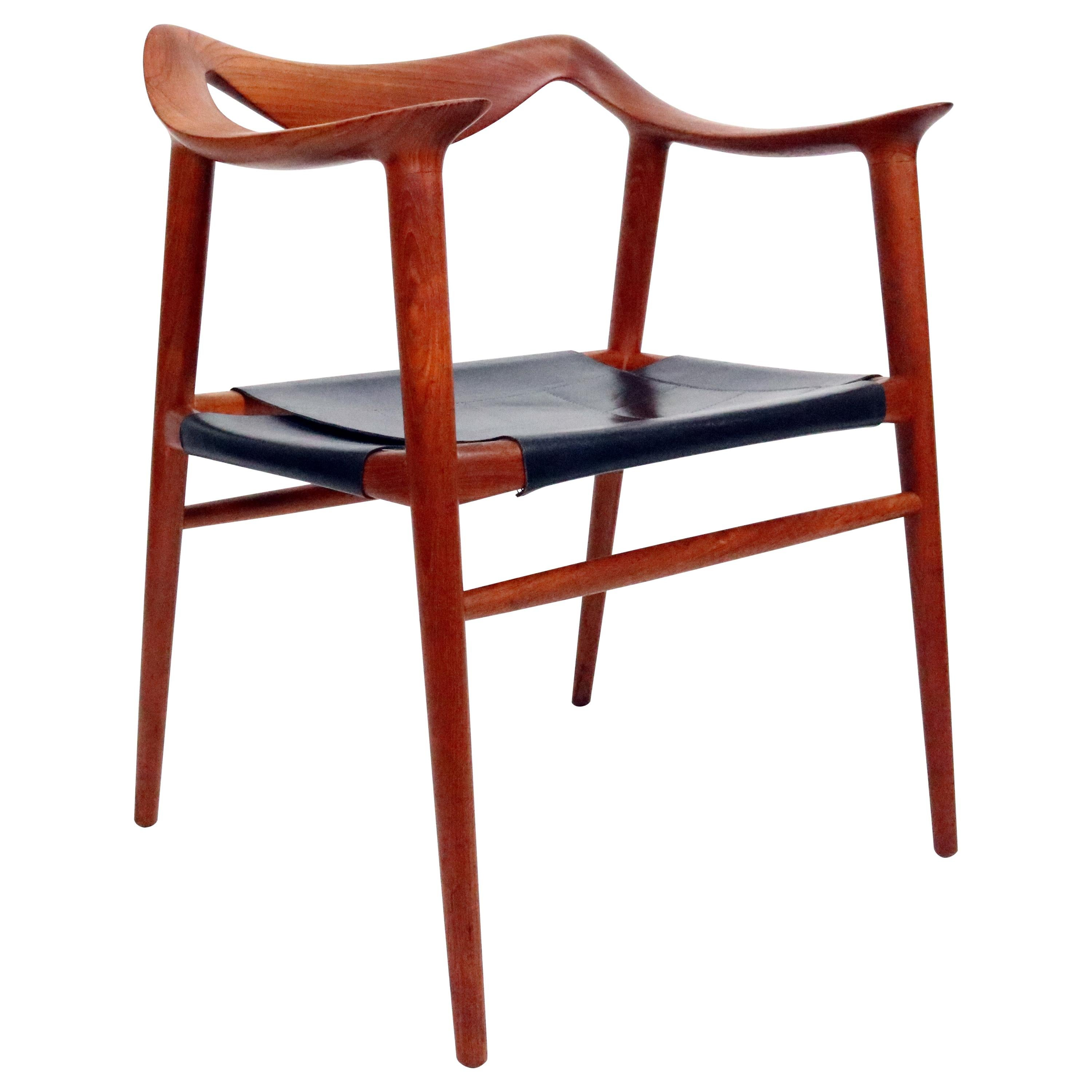 Bambi Chair by Adolf Relling and Rolf Rastad for Gustav Bahus & Eft