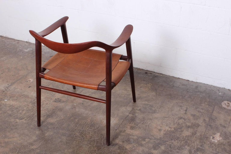 Bambi Chair by Rastad and Relling For Sale 7