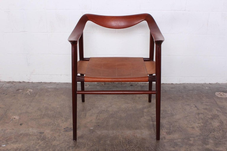 Bambi Chair by Rastad and Relling In Good Condition For Sale In Dallas, TX