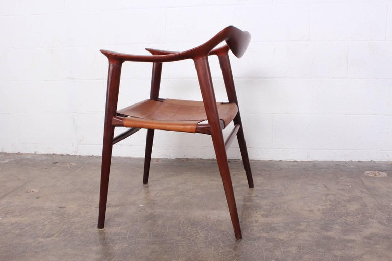 Bambi Chair by Rastad and Relling For Sale 5