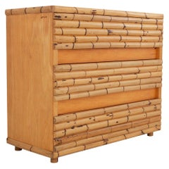 Bamboo Chest of Drawer by Venturini