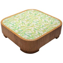 Bamboo Coffee Table Vivai del Sud