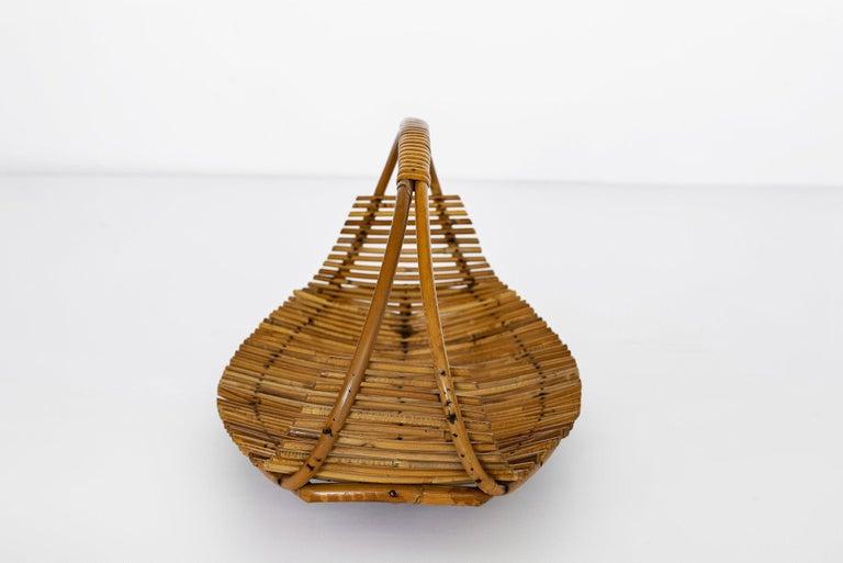 Bamboo Fruit Basket For Sale 1