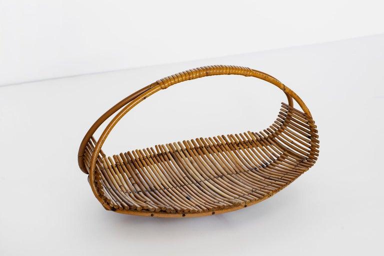 Bamboo Fruit Basket For Sale 2