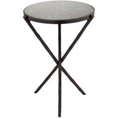 Bamboo N°3 Medium Marble Table