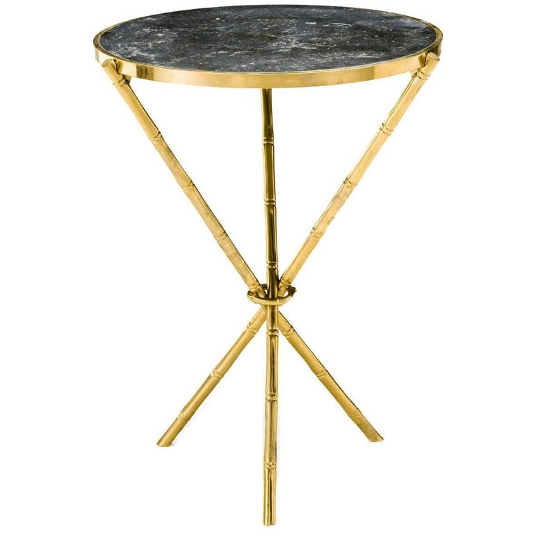 Bamboo N°5 Marble Table