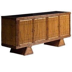 Bamboo Sideboard