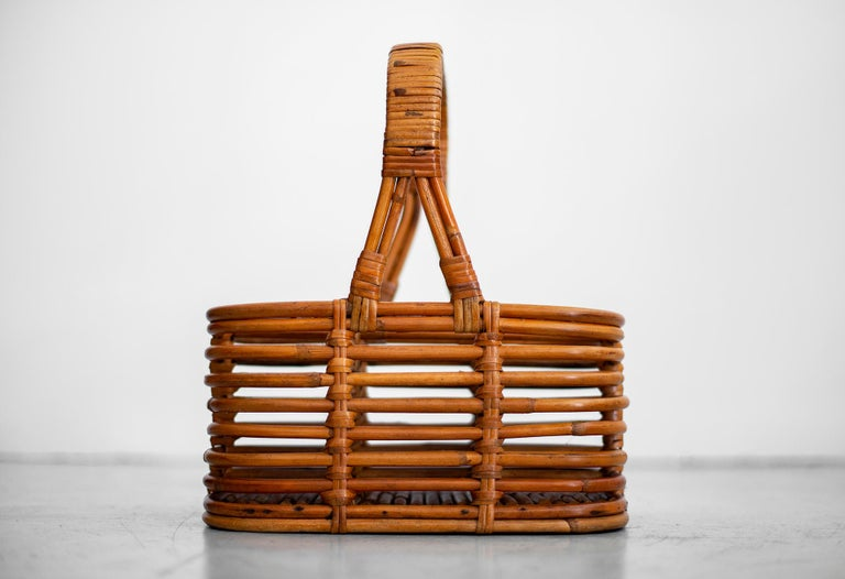 Bamboo Wine Holder For Sale 1