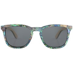 Bambood shells sunglasses