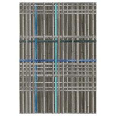 Bambù TS Elements by Wall&decò Color Variation 'Blue' TSBA027