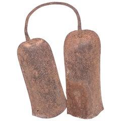 Bamileke Iron Double Gong