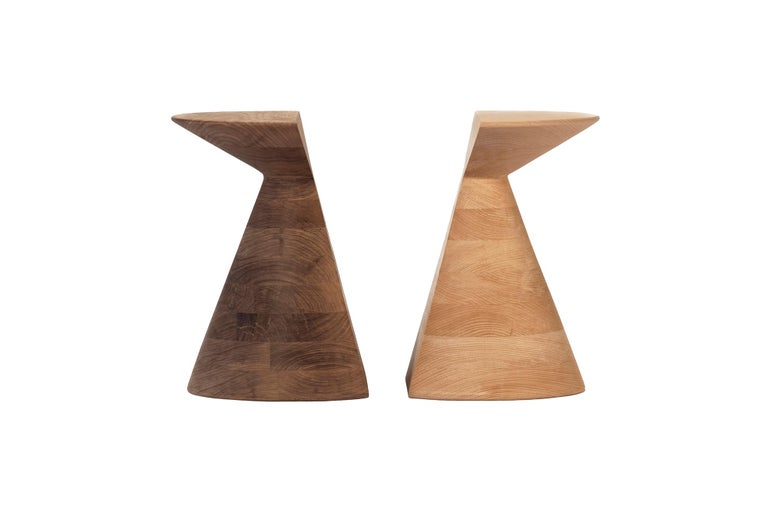 Other Ban S Stool in Walnut Hardwood For Sale