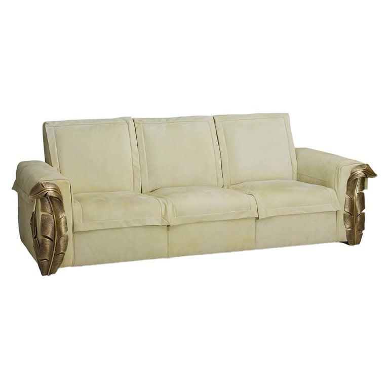 Banano Sofa For Sale