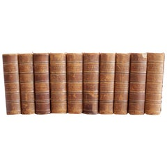 Bancroft Works Leather Bound Books Volume 21-30